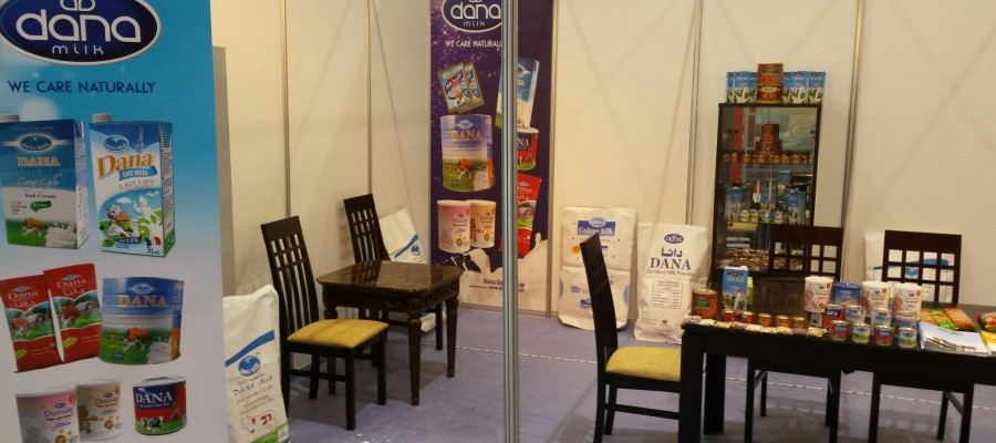 Honicomb at Gulfood – Good to See Friends